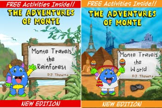 The Adventures of Monte (2 Book Series)