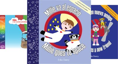 The Millie books series (4 Book Series)
