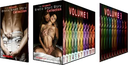 The Ultimate Erotic Short Story Collection (50 Book Series)