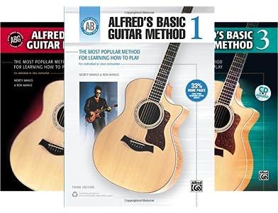 Alfred's Basic Guitar Method