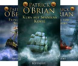 Die Jack-Aubrey-Serie (Reihe in 20 Bänden)