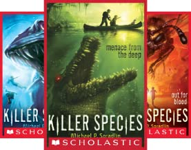 Killer Species (4 Book Series)
