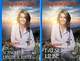 Ein schwerer erster Schritt: Dr. Lisa Groschner (Reihe in 2 Bänden)