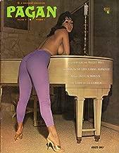 Pagan Vol 4 #1 July 1966 Vintage Girlie Magazine