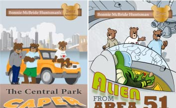 The Bear Detectives' Agency (2 Book Series)