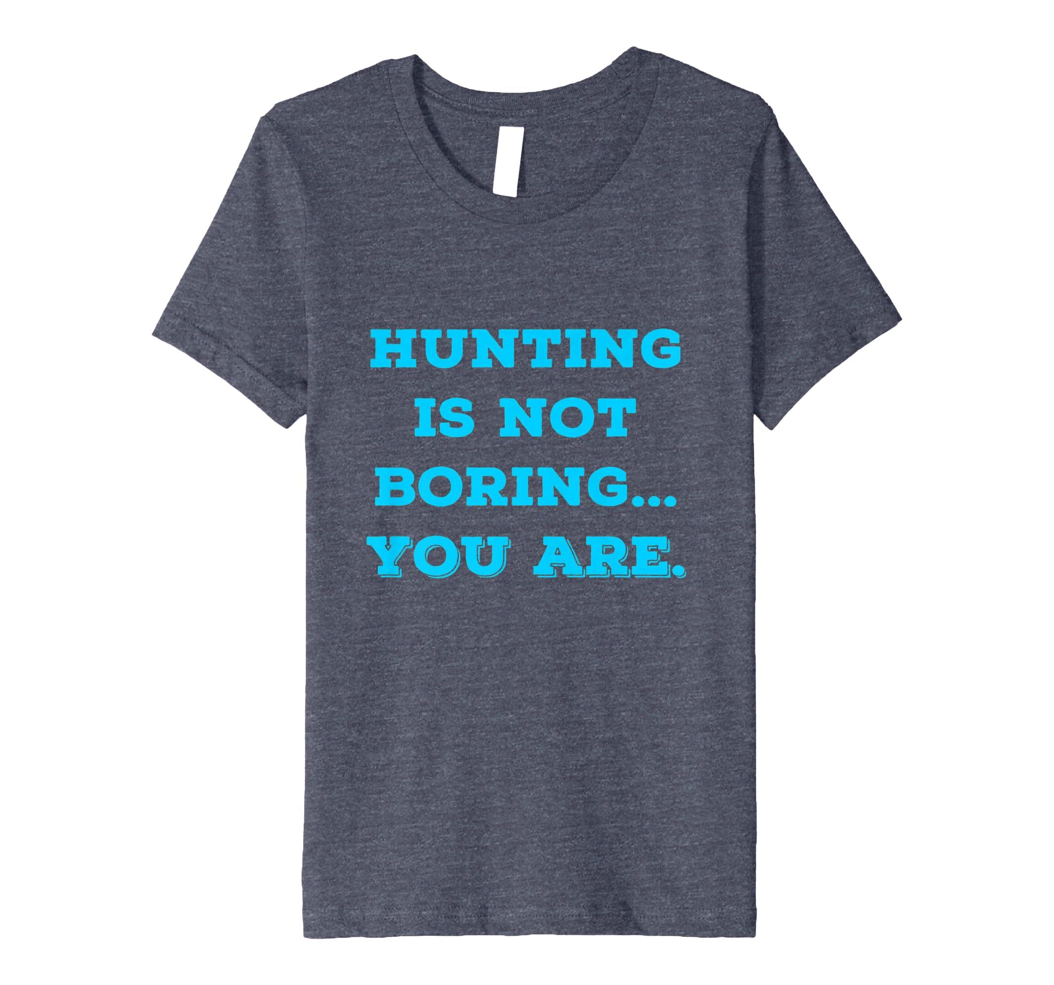Beste Jagd-T-Shirts. Coole lustige Geschenke für Jäger.: Amazon.de ...