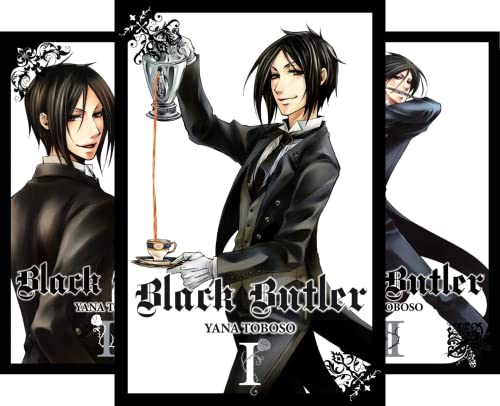 Black Butler (24 Book Series)