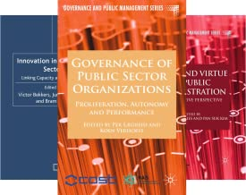 Governance and Public Management (26 Book Series)