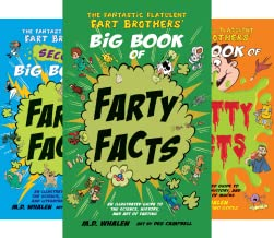 The Fantastic Flatulent Fart Brothers' Fun Facts (3 Book Series)