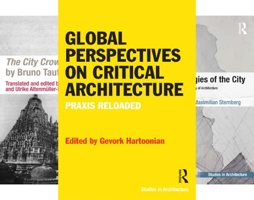 Ashgate Studies in Architecture (20 Book Series)
