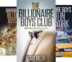 Billionaire Romance in Manhattan (30 Book Series)