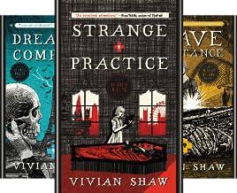 A Dr. Greta Helsing Novel (3 Book Series)