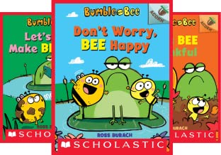 Bumble and Bee (3 Book Series)