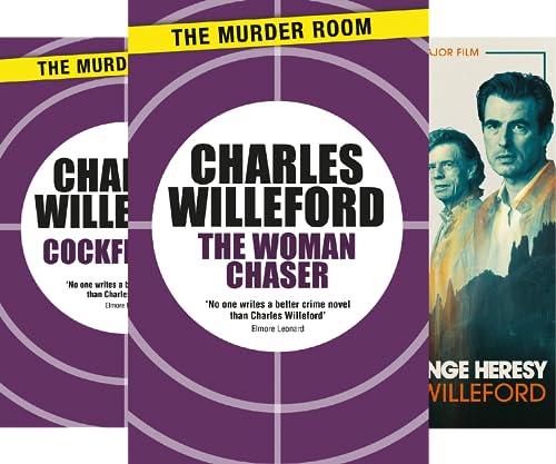 Charles Willeford Omnibus 2 (4 Book Series)