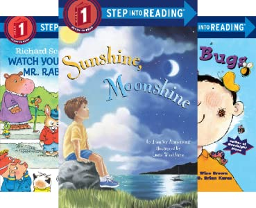 Step into Reading Level 1
