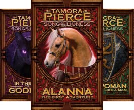 Song of the Lioness series (4 Book Series)