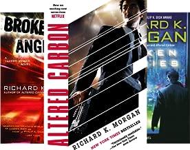 Takeshi Kovacs Novels (3 Book Series)