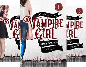 Minnie Kim: Vampire Girl (3 Book Series)