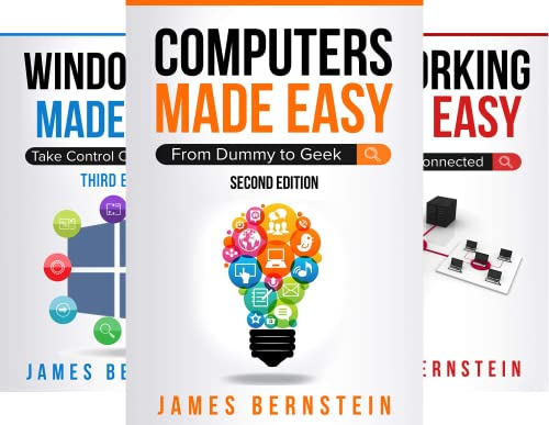 Computers Made Easy (23 Book Series)