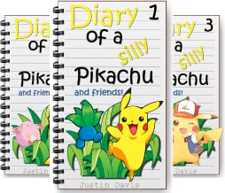 Diary of a Silly Pikachu (22 Book Series)