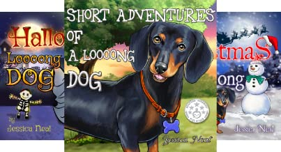 Loooong Dog's Adventures (5 Book Series)