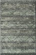 "Loloi Rugs, Nyla Collection - Charcoal Area Rug, 5' x 7'6"""