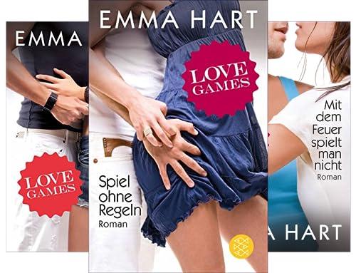 Love Games (Reihe in 3 Bänden)