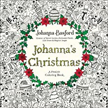 Johanna's Christmas: A Festive Coloring Book for Adults PDF