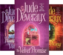 The Velvet Montgomery Annals Quadrilogy (4 Book Series)