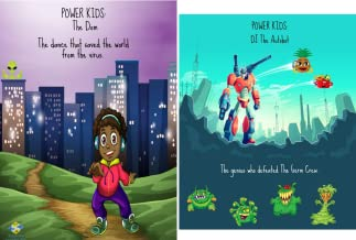 Power Kids (2 Book Series)