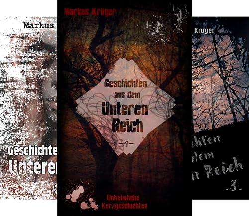 Geschichten aus dem Unteren Reich (Reihe in 5 Bänden)