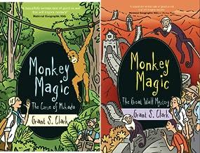 Monkey Magic (2 Book Series)
