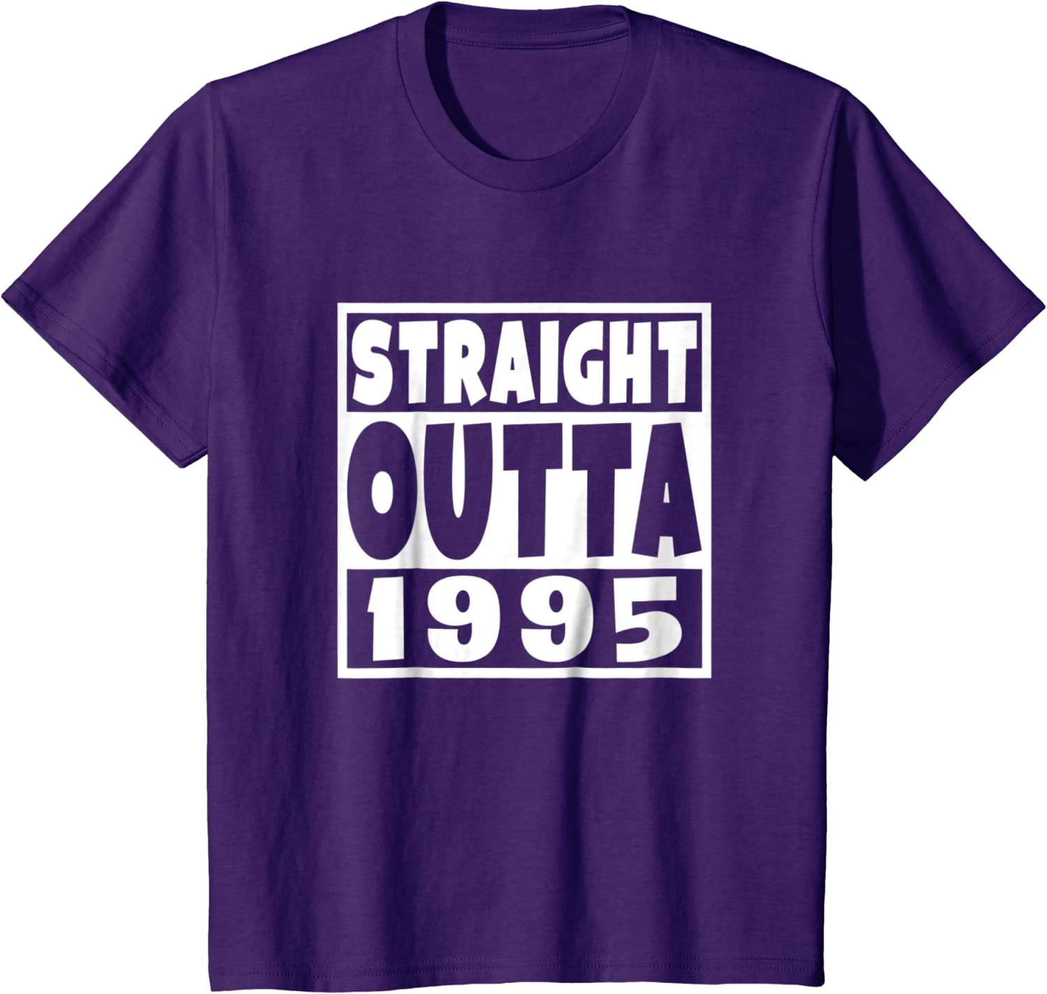 Straight Outta 1995 T-Shirt 23rd Birthday For A 23 Year Old