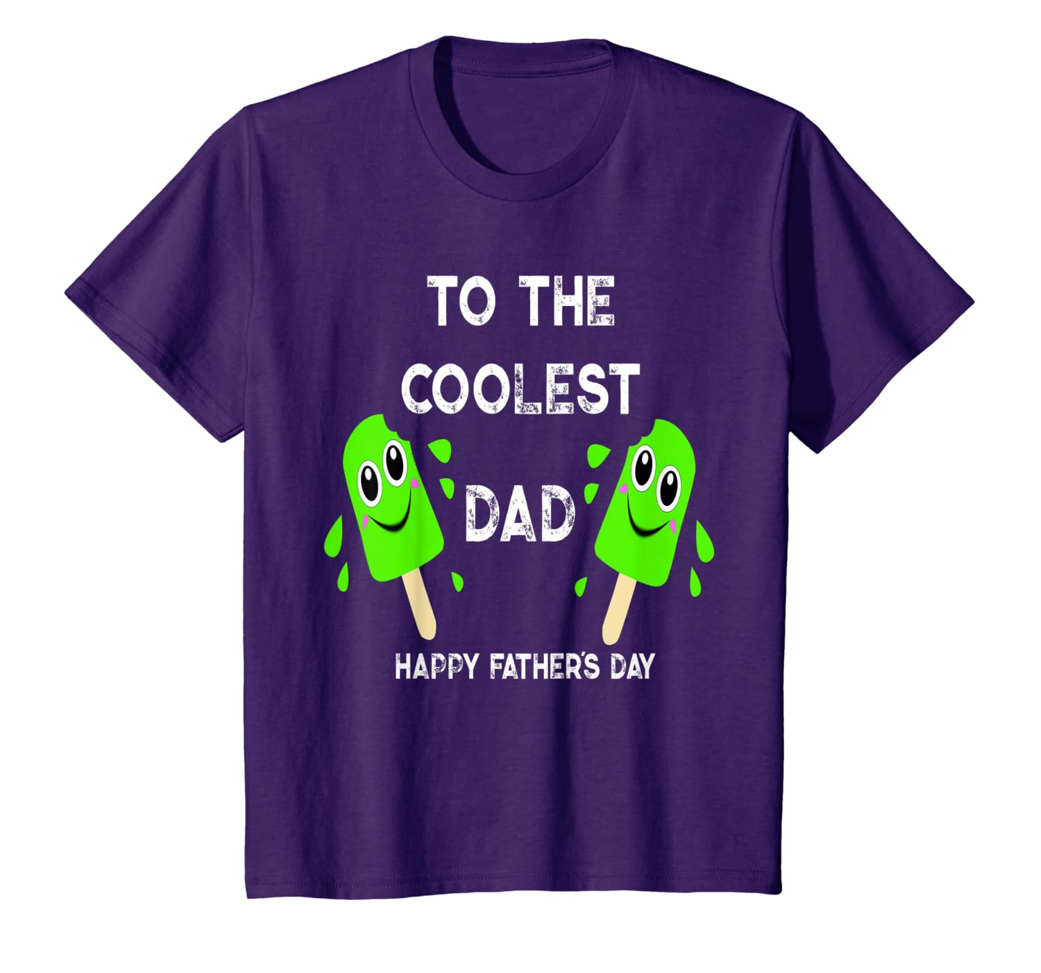 TO THE COOLEST DAD HAPPY FATHER'S DAY SHIRT