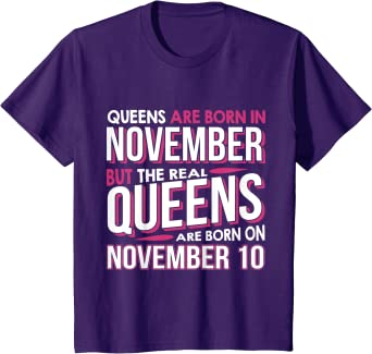 Queens Are Born In November 10 Reasons
