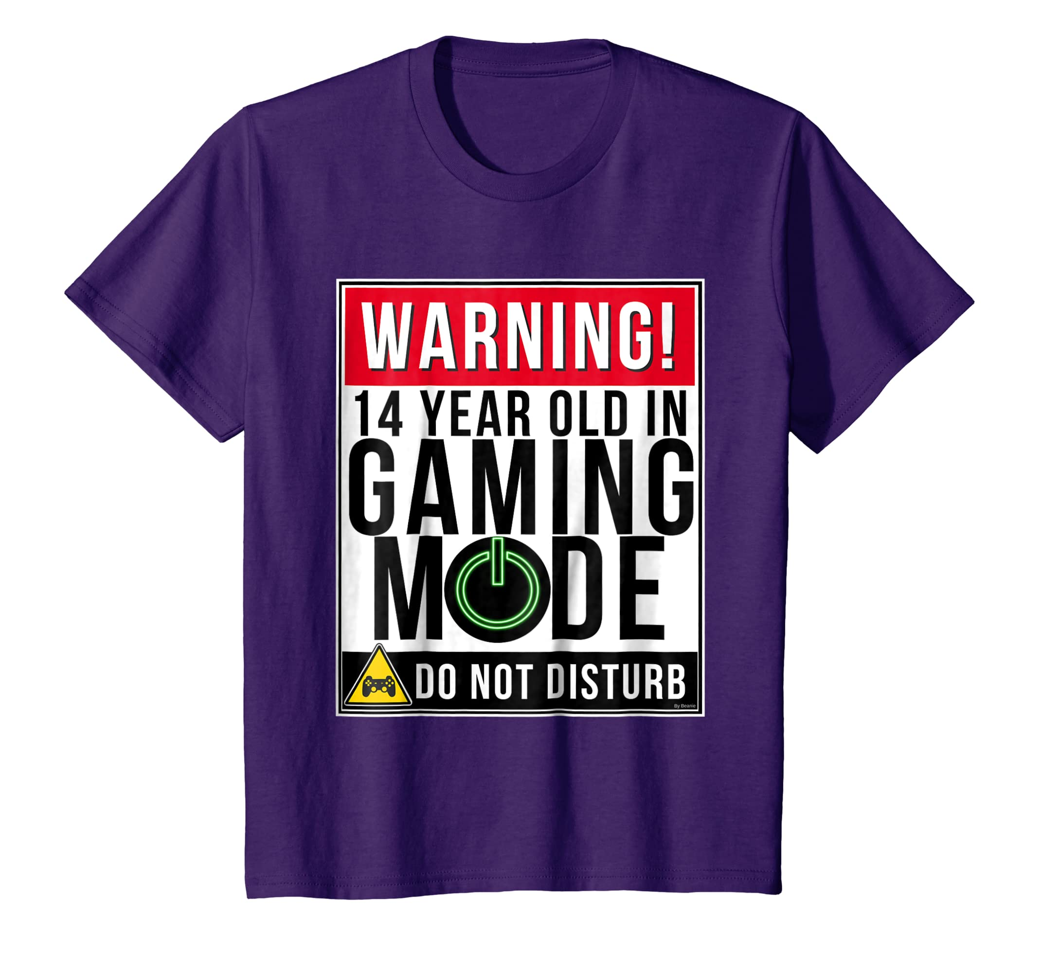 Amazon 14th Birthday Shirt For 14 Year Old Gamers Tee Teens Clothing
