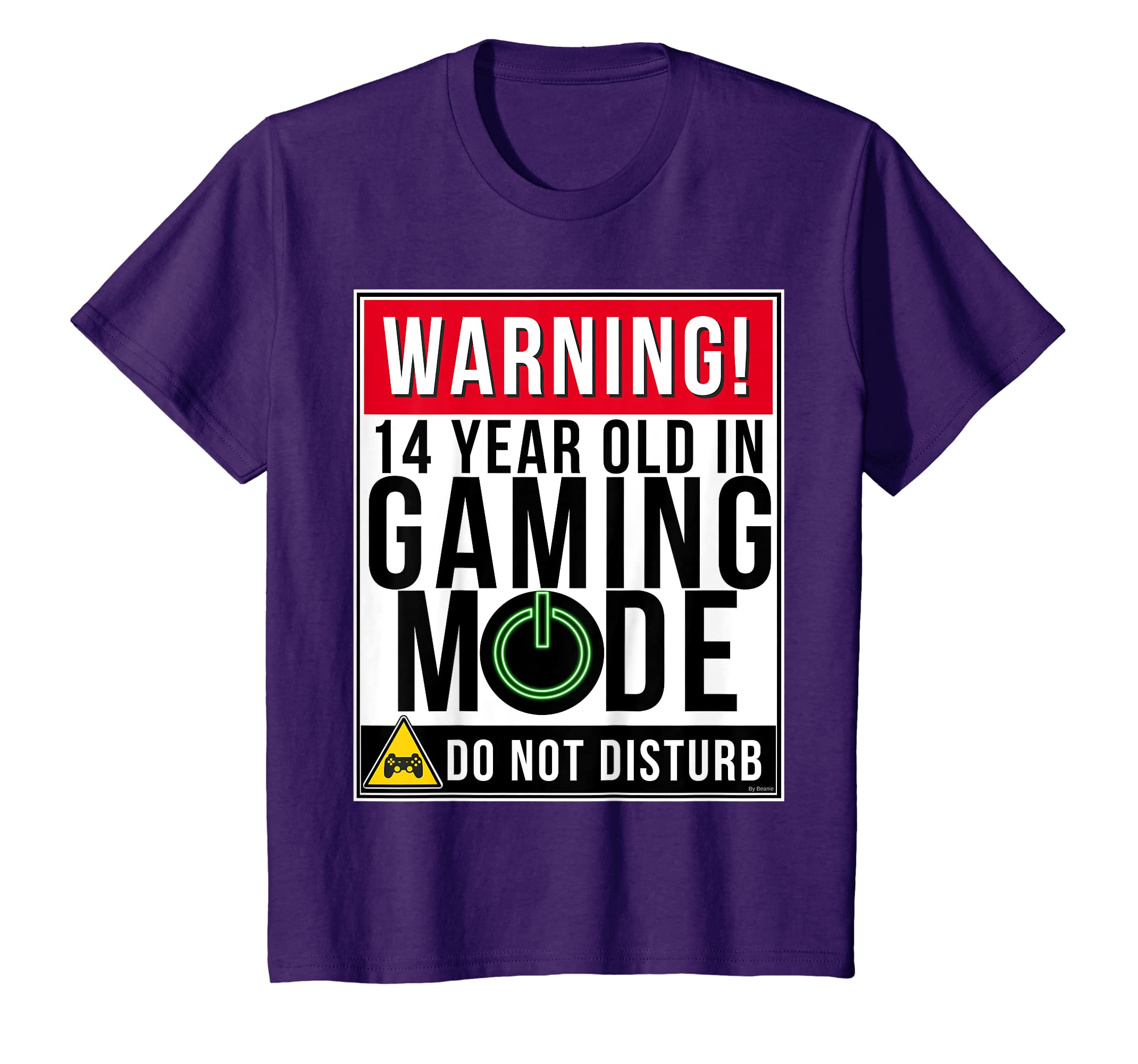 Amazon 14th Birthday T Shirt Gift For 14 Year Old Teen Gamers Clothing