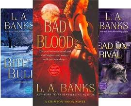Crimson Moon Novels (6 Book Series)