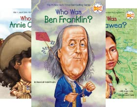 Who Was? (50 Book Series)