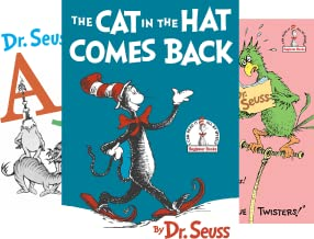 Dr. Seuss's Second Beginner Book Collection (5 Book Series) PDF