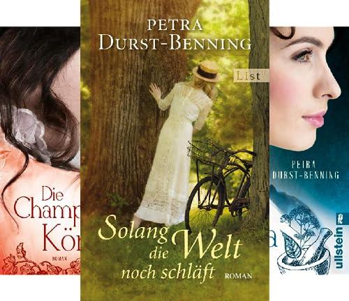 Die Jahrhundertwind-Trilogie (Reihe in 3 Bänden)