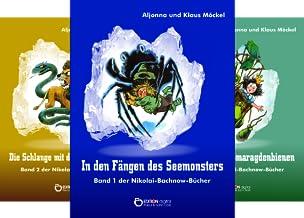 Nikolai-Bachnow-Bücher über das Zauberland (Reihe in 8 Bänden)