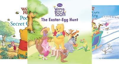 Disney Storybook - Winnie the Pooh (8 Book Series)