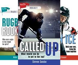 Lorimer Sports Stories (5 Book Series)