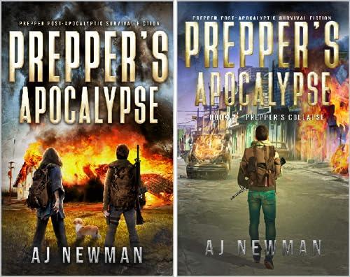 Prepper's Apocalypse (2 Book Series)