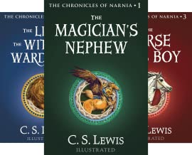 Chronicles of Narnia (8 Book Series)