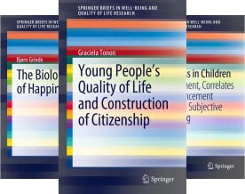 SpringerBriefs in Well-Being and Quality of Life Research (44 Book Series)