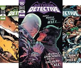 Detective Comics (2016-) (51-59) (9 Book Series)