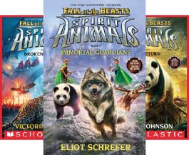 Spirit Animals: Fall of the Beasts (8 Book Series)