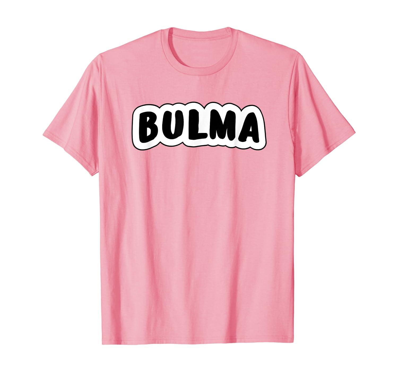 Bulma Shirt For Cosplay Anime Character